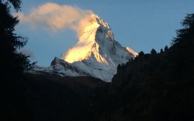 Zermatt l back to winter