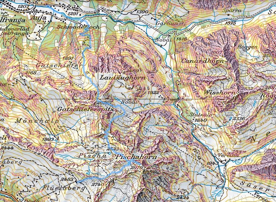Davos I Flüela – Klosters – Küblis