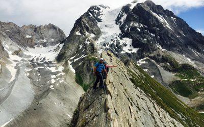 Variations alpinistiques en Vanoise